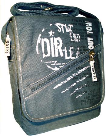 Материал: брезент Размер:24*30*12 Описание: сумка имеет одно основное...